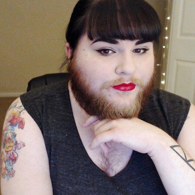 Транс с бородой