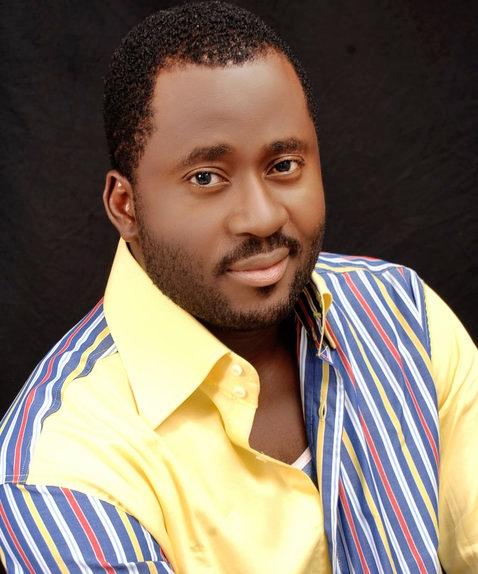 Nollywood actor Richard Mofe Damijo and wife celebrates 19