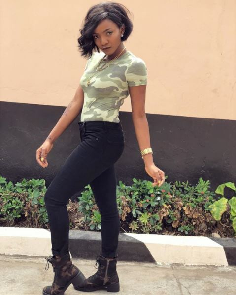 Image result for simi wearing camouflage