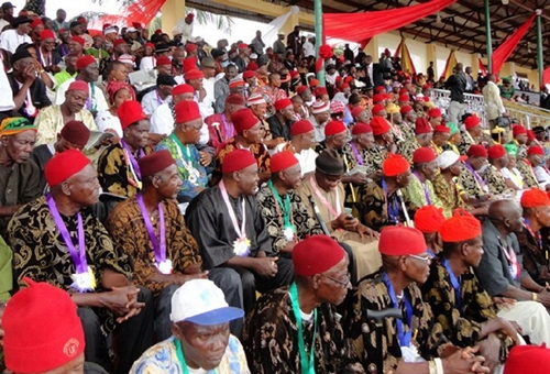 Image result for We're not interested in 2023 Presidency- Igbo Leaders