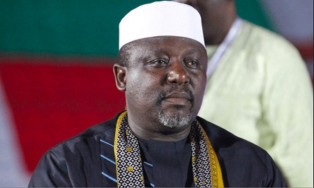 Anxiety As Okorocha's Son Flown Abroad For Medical Attention
