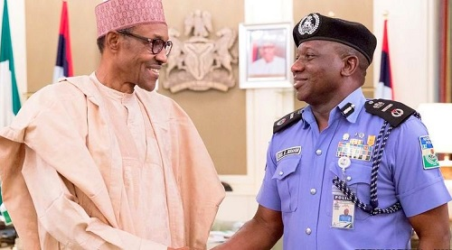 Benue, Kaduna & Rivers Killings: IG of Police and President Buhari Meet in Aso Rock