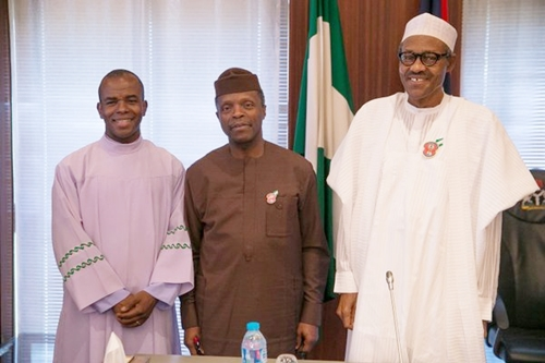 Why are Buhari`s Friends Turning Against Him? First, Mbaka, Now Bakare...