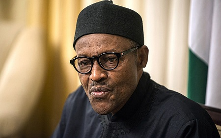 Buhari And The Two Blind Men
