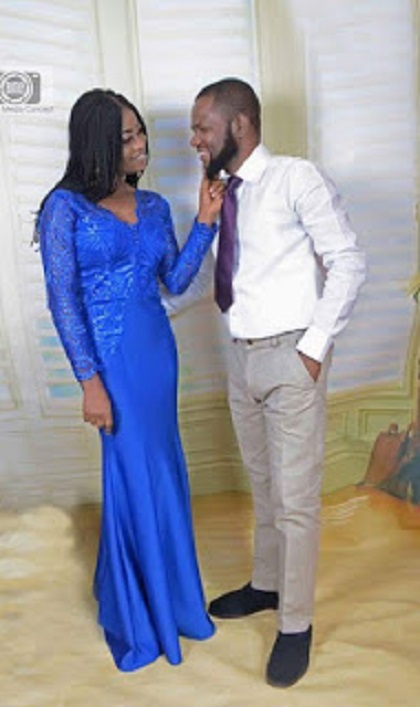 Nigerian Bride Ties The Knot In A Wheelchair After She Was Involved In An Accident Few Weeks Before Her Wedding (Photos)