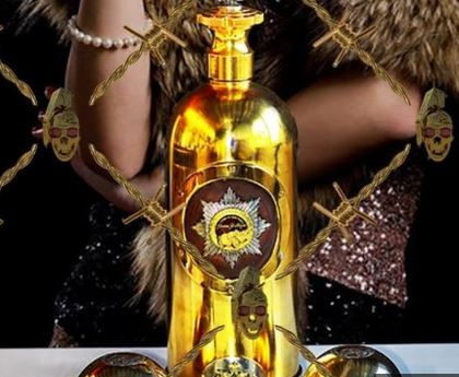Check Out The World's Most Expensive Bottle Of Vodka Worth $1.3m Which Was Stolen In Denmark (Photos)