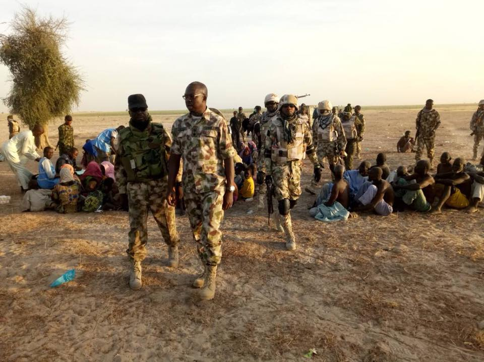 Wife of Boko Haram Factional Leader Killed by Nigerian Soldiers