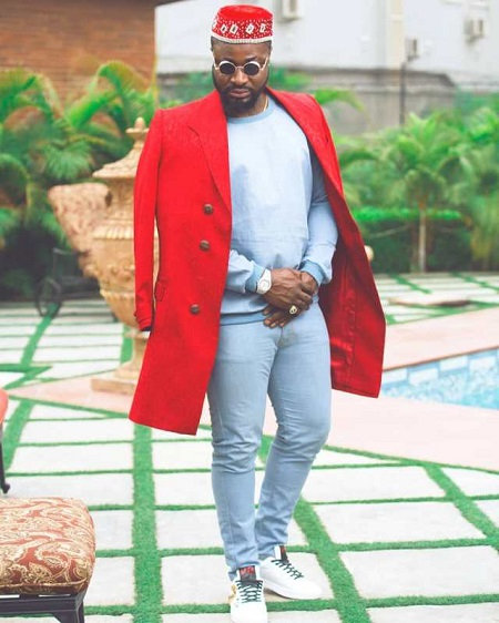 Nigerian Musician, Harrysong Buys Himself a Brand New Bulletproof Car Worth Millions of Naira
