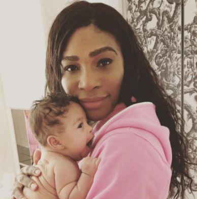 How I Almost Died After Giving Birth To My Baby - Serena Williams Makes Stunning Revelation