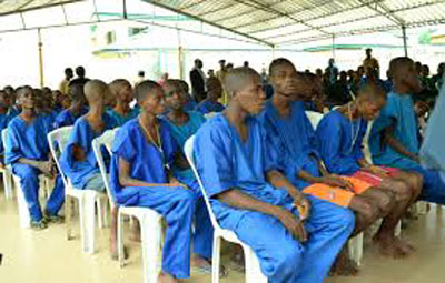 Enugu Prison Inmate Emerges Overall Best PG Student Of National Open University Of Nigeria