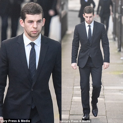 BREAKING News: Liverpool Defender, Jon Flanagan Sentenced By A UK Court For Assaulting His Girlfriend