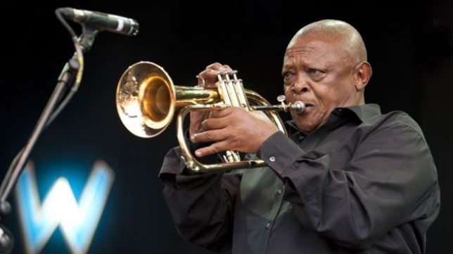 Legendary South African Singer, Hugh Masekela Is Dead