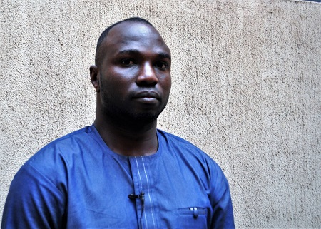 See The Yahoo Boy Arrested In Abuja While Withdrawing N15 Million He Scammed A Female Lover From UK