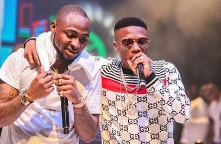 Davido, Wizkid Others, Make List Of Most Followed Africans On Social Media