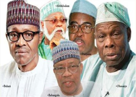 Obasanjo And Ex-Generals Plot Against Buhari's Re-Election