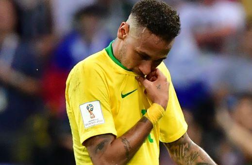 Neymar Suffers Emotional Breakdown Following World Cup Exit