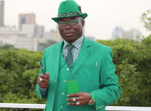 Most Stylish Man In Africa? Meet Maina Who Has 160 Colourful Suits ...