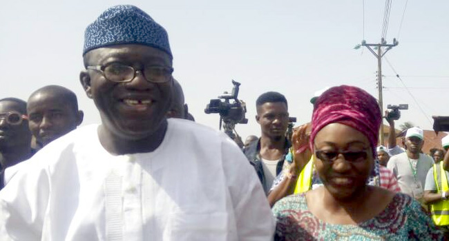 INEC Declares Kayode Fayemi Winner Of Ekiti Election