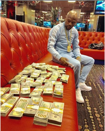 Floyd Mayweather Tops List Of Highest-Paid Entertainers In The World