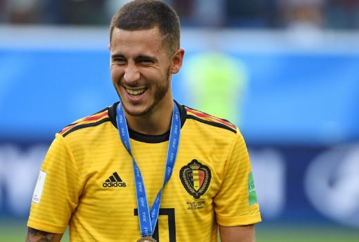 Real Madrid And Chelsea Agree 190 Million Euros For Hazard