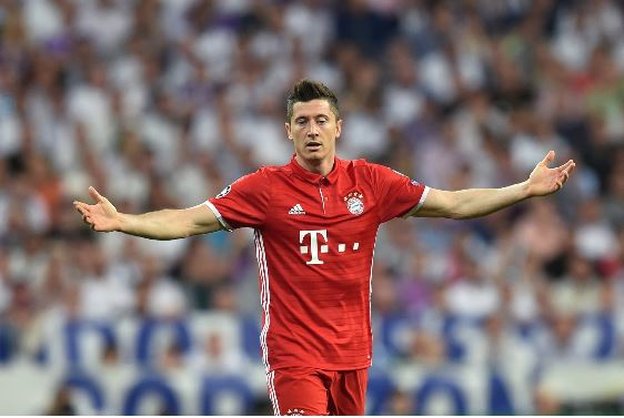Manchester United Move To Sign Lewandowski