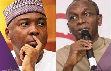 Image result for He is a careless talker suffering from diarrhoea of the mouth - Saraki blasts El-Rufai