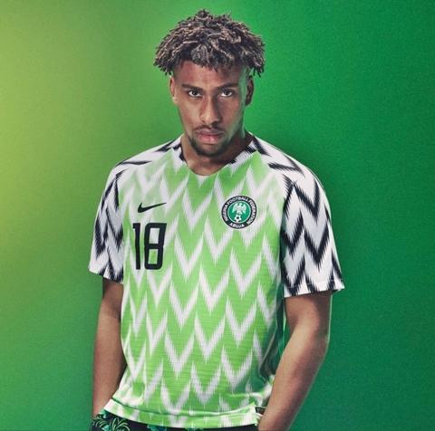 World Cup  I Want Mikel Obi s Number 10 Role - Alex Iwobi Tells ... 61cada31b