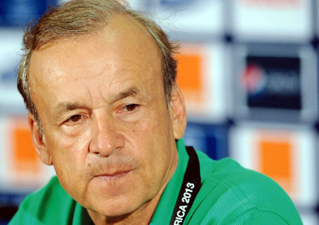 World Cup: Gernot Rohr Bans Super Eagles From Eating Goat Meat, Pepper Soup (Video)