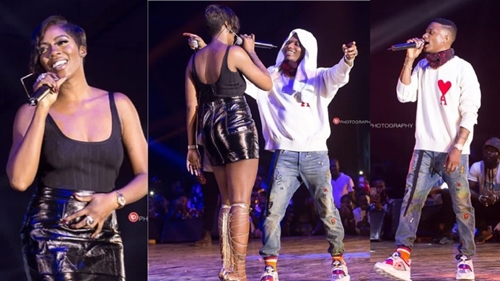 wizkid and tiwa savage 3 - Adorable New Photos Of Wizkid & Tiwa Savage Will Make You Believe In Their Romance