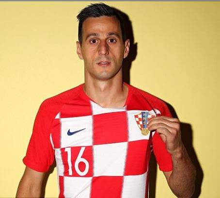 Croatia Striker Sent Home From World Cup After Refusing To Come On Against Nigeria