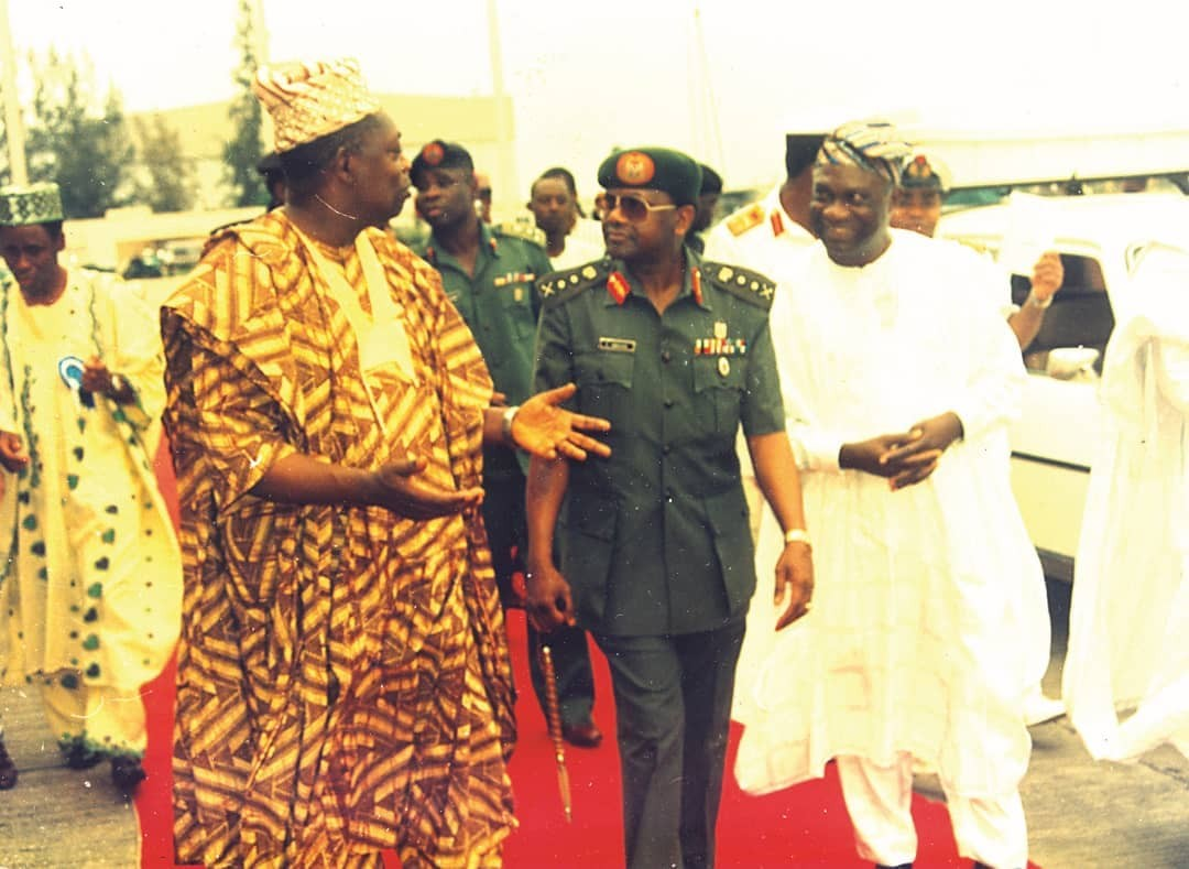 Image result for abacha abiola