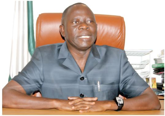 Adams Oshiomhole Emerges APC National Chairman Unopposed