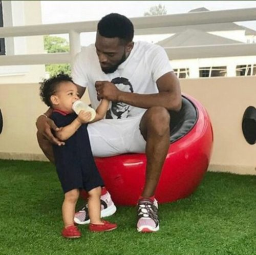 D'banj And Wife To Explain Son's Death - Police