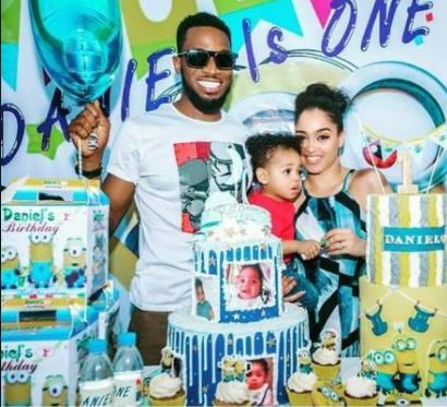 Dbanj's Wife On Suicide Watch After Son's Death