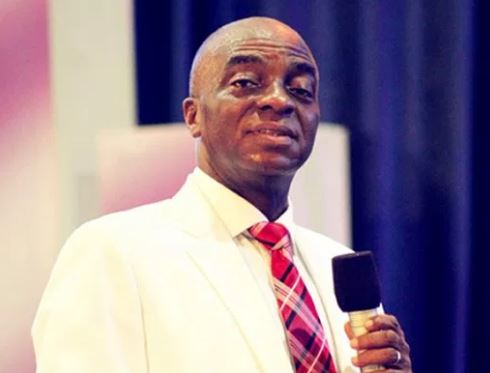 Image result for Oyedepo opens up on receiving funds from Nigerian government