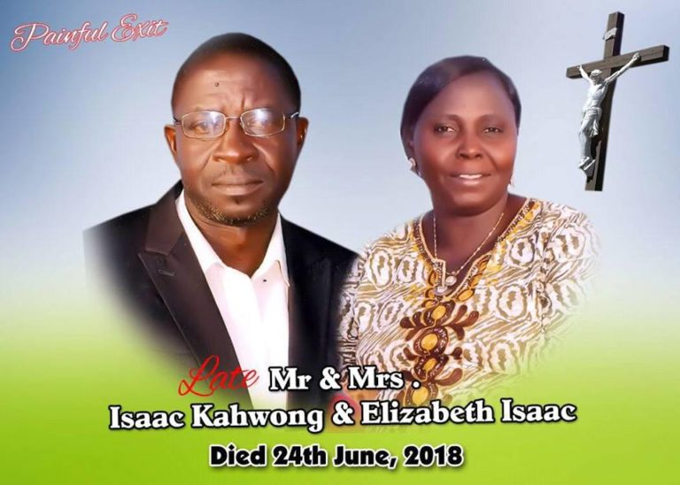 Graphic Photos Of Couple Who Were Killed By Herdsmen In Plateau
