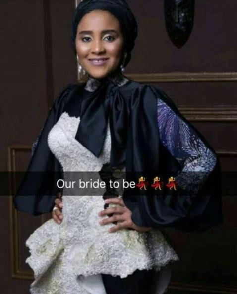Aliko Dangote's Daughter, Fatima Set To Marry The Love Of Her Life In Two Weeks (Photo)