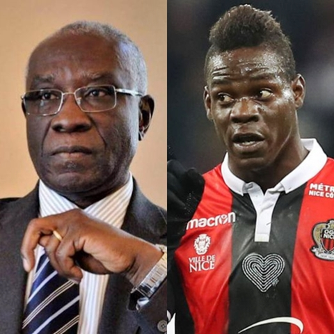 Footballer, Balotelli Blasts Italy's First Black Senator, Toni Iwobi