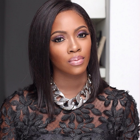 Tiwa Savage Immortalized Alive, Has A Street Named After Her In Lagos (Photos/Video)