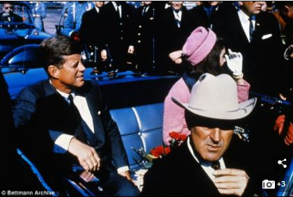 ohn F. Kennedy To Deliver A Speech From The Grave 55 Years After He Was Murdered