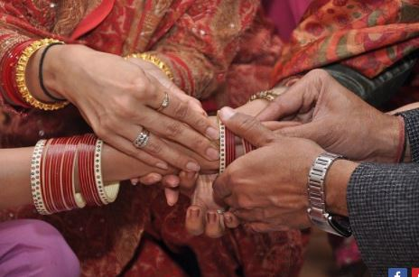 Man Helps His Own Wife Get Married To Another Man Just Six Days After Their Wedding