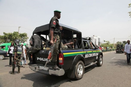 Lagos Most Wanted Criminal, Fashola a.k.a Awolowo Finally Arrested By Police