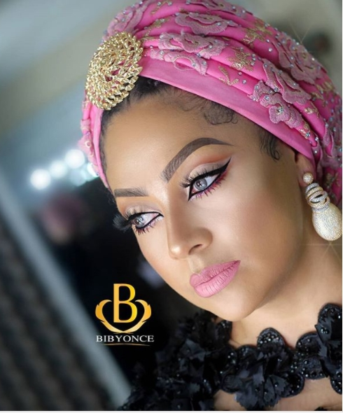 Lola Omotayo -Okoye Is Breatht...
