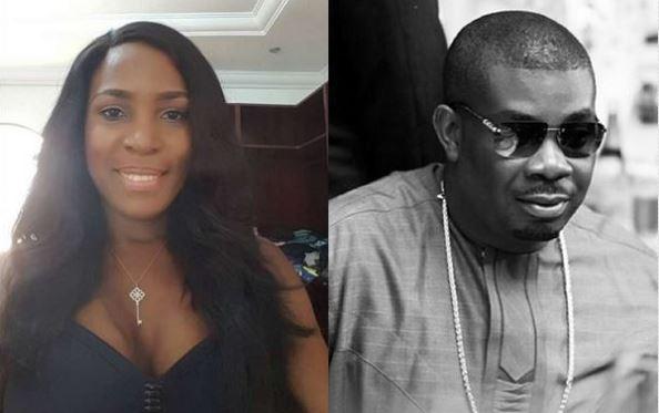 Don Jazzy Reacts To Linda Ikeji's Engagement