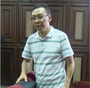 Photos Of Chinese Man Who Was Caught Concealing $300k At Abuja Airport