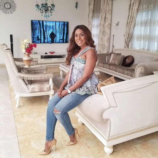 Linda Ikeji Shares First Photos Since News Of Her Engagement Broke Online