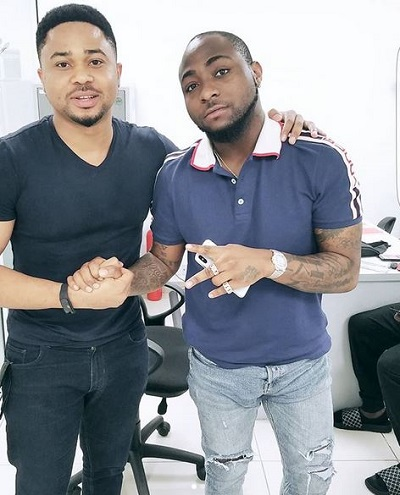 Actor Mike Godson Reacts After Davido Bought His Girlfriend A Brand New Car
