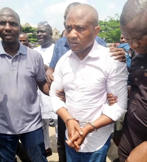 Billionaire Kidnapper, Evans Causes Drama In Lagos High Court
