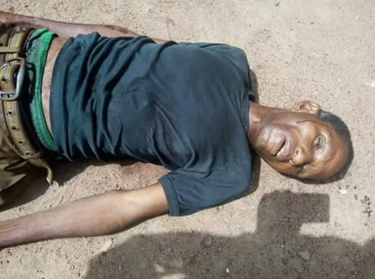 #TarabaCrisis: Dead Bodies litter Taraba village as Fulani Herdsmen go on killing spree