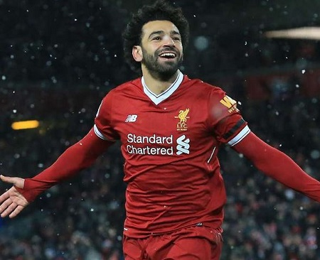Mohamed Salah Wins Golden Boot With New Premiere League Record